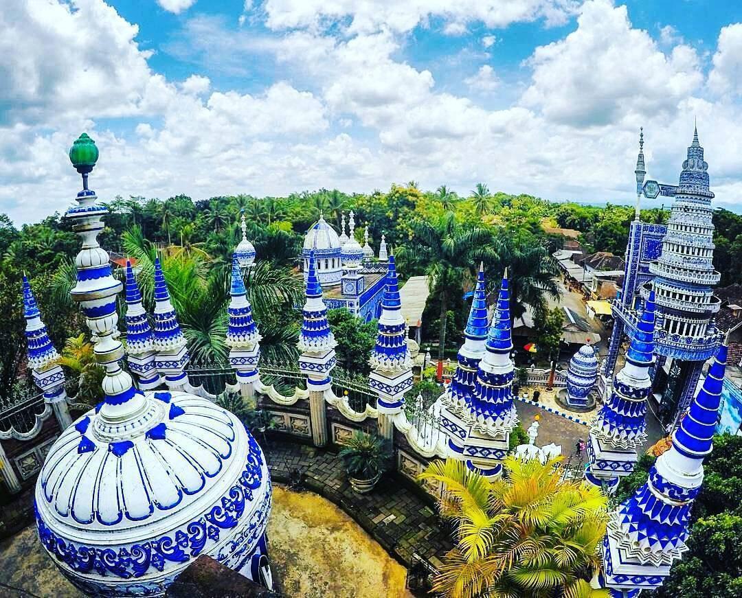Sejarah Masjid Ajaib Tiban Turen Malang Pesantren Nuris Jember